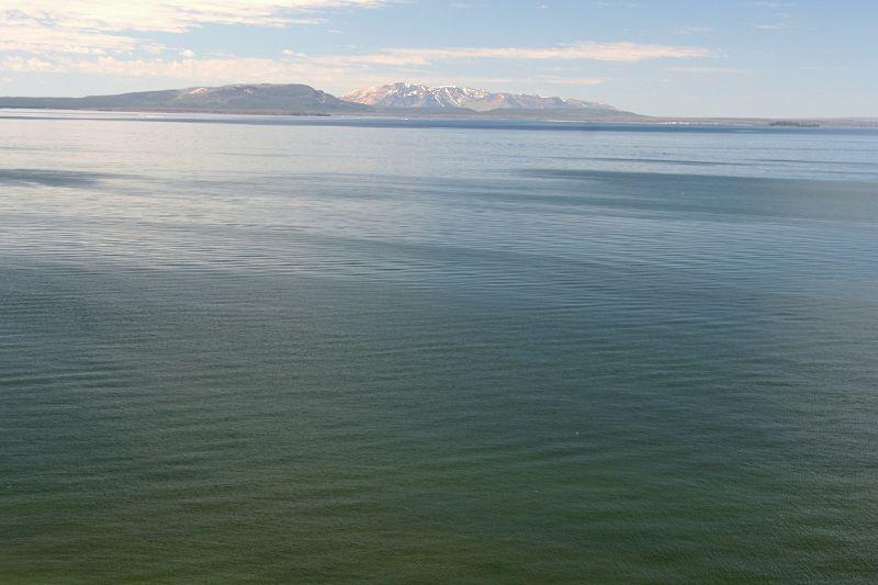 Lake de Yellowstone