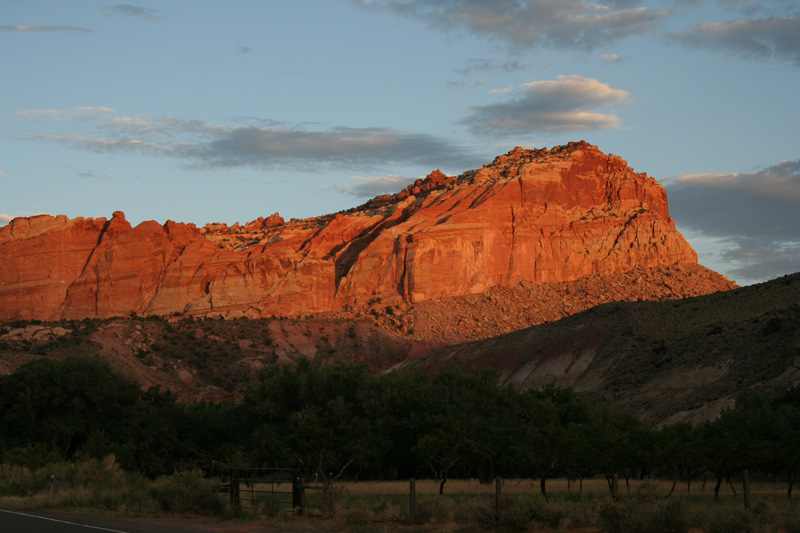 Capitol Reef National State Park