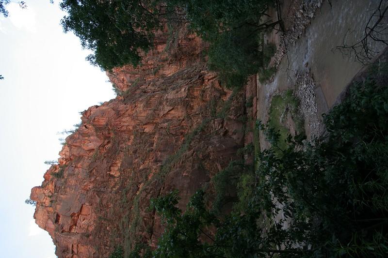 sur la route de Zion